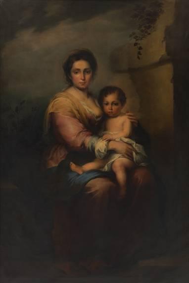 Бартоломе эстебан мурильо (живописец) . доклад. культурология. 2008-12-09