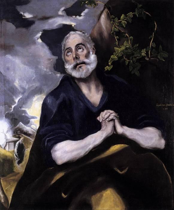 Эль греко: биография художника, картины, интересные факты из жизни