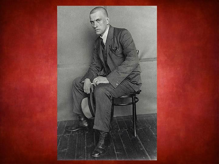 Владимир маяковский - биография, личная жизнь, фото