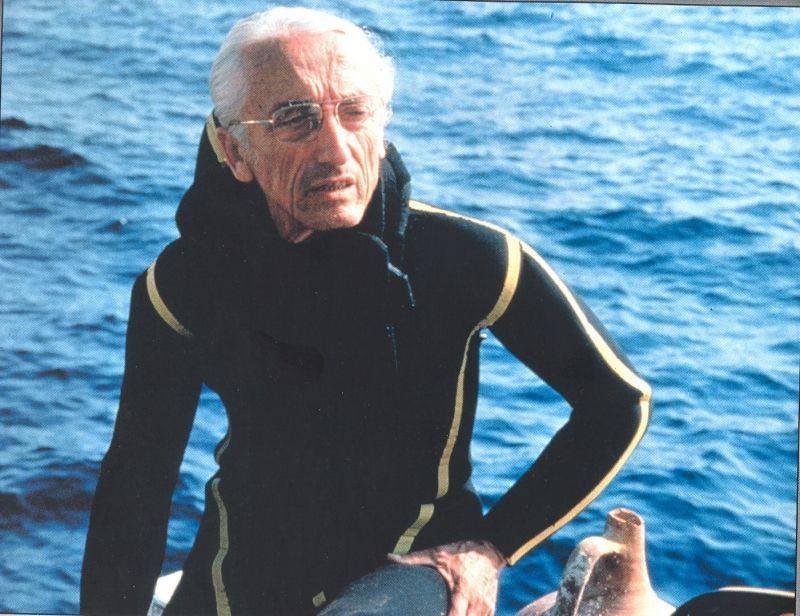 Жак-ив кусто и его потрясающие подводные дома