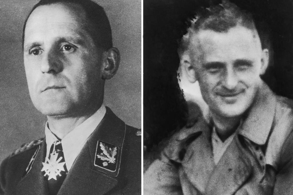 Генрих мюллер — биография шефа гестапо