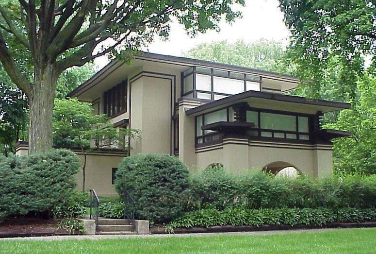 Органическая архитектура. фрэнк ллойд райт. дом над водопадом