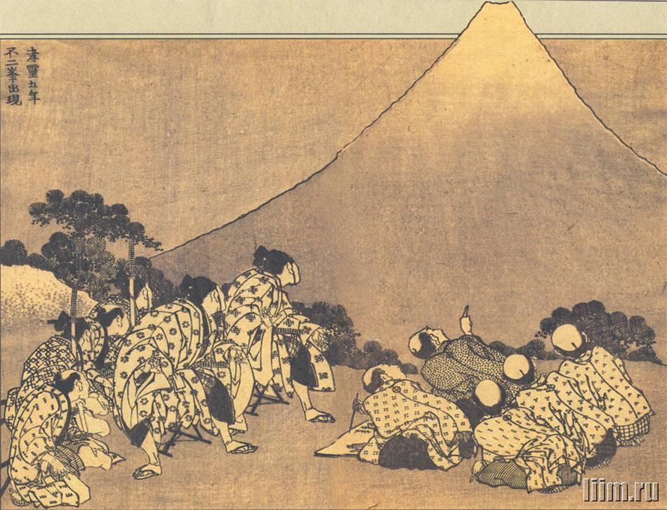 Кацусика хокусай: выдающийся японский художник укиё-э