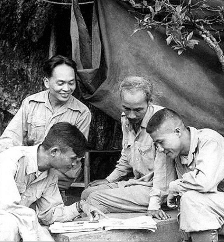 Жизнь, посвященная борьбе. как хо ши мин создал независимый вьетнам