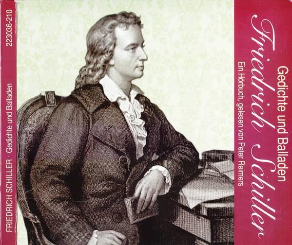 Фридрих шиллер: биография