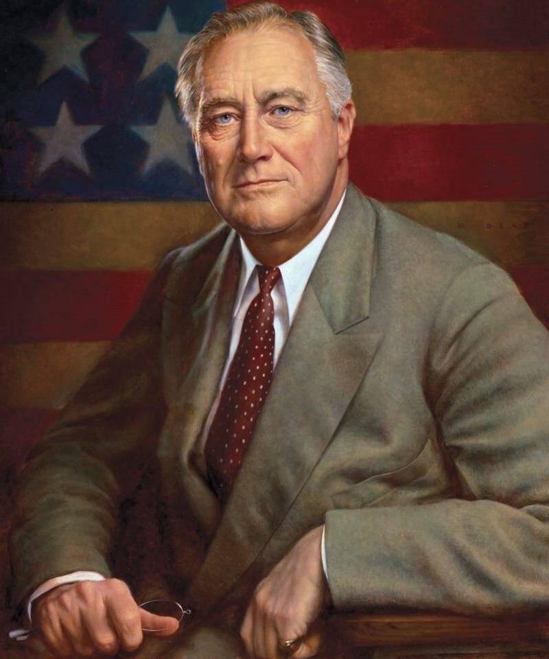 Франклин рузвельт – биография, фото, личная жизнь, политика - 24сми