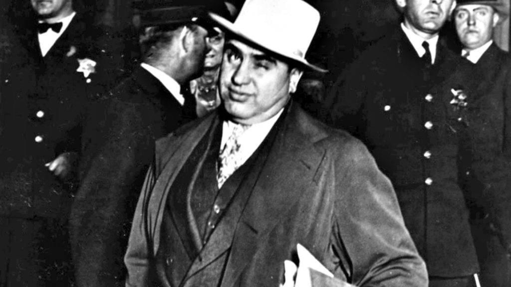 Капоне, альфонс википедия