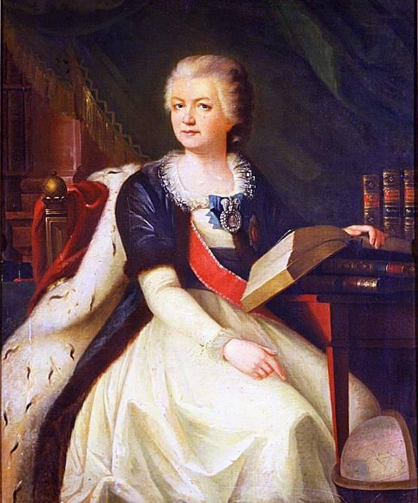 Екатерина дашкова – статс-дама, просветившая россию