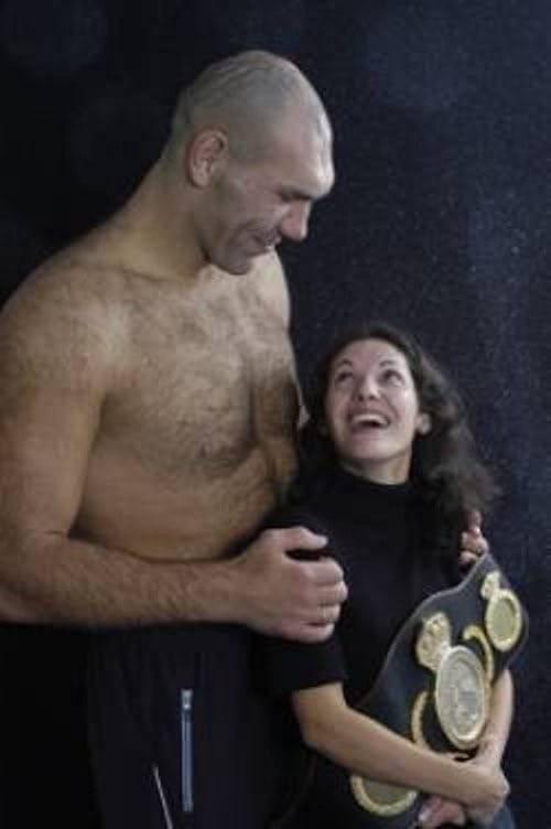 «на груди утёса-великана»: николай валуев показал нежное фото сдочерью