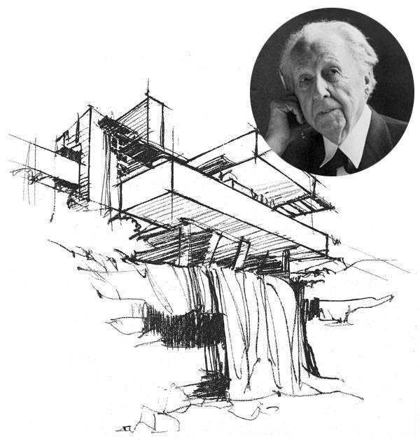 Фрэнк ллойд райт: биография американского архитектора раздел в процессе наполнения и корректировки