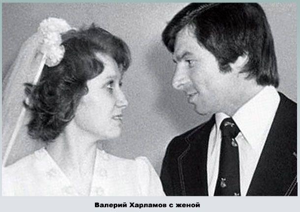 Валерий харламов: биография, жена, дети