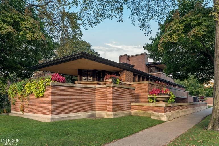 Фрэнк ллойд райт - архитекторы дизайнеры - дизайн и архитектура растут здесь - артишок