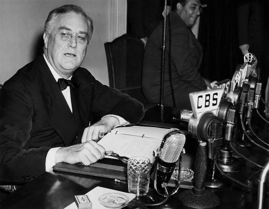 Франклин делано рузвельт: кто убил президента сша?   конспирология   багира гуру