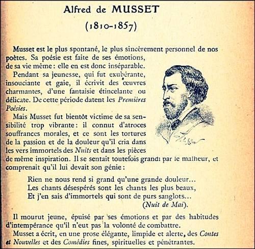 Мюссе, альфред - вики