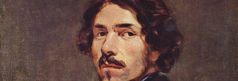Фердинанд виктор эжен делакруа википедия