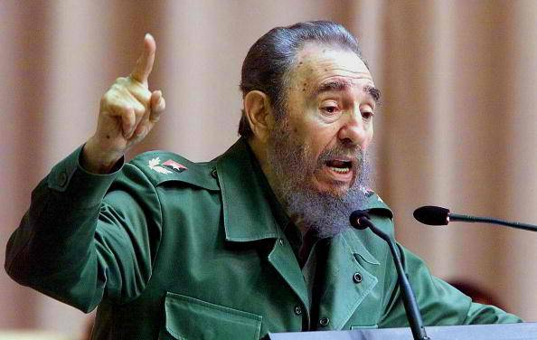 Кастро рус фидель. 100 знаменитых тиранов
