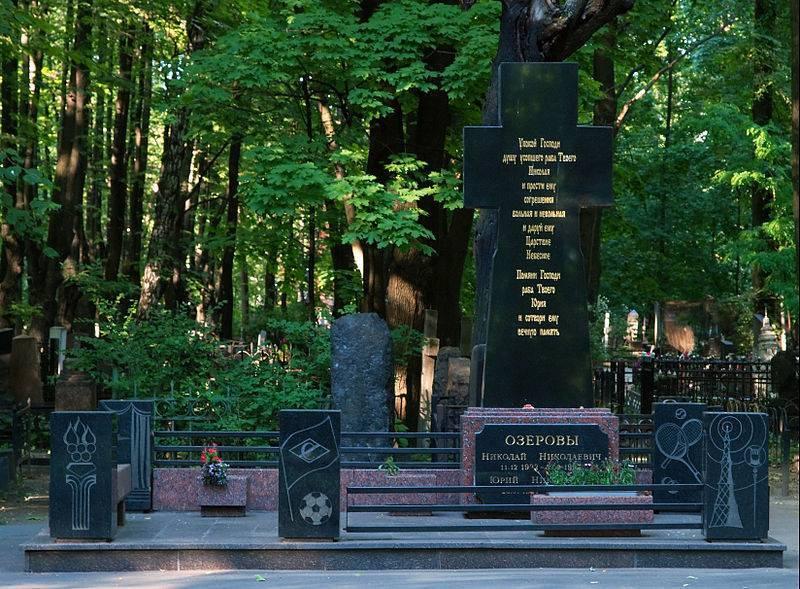 Николайозеров...день памяти... |  спорт и круг вокруг  спорта.