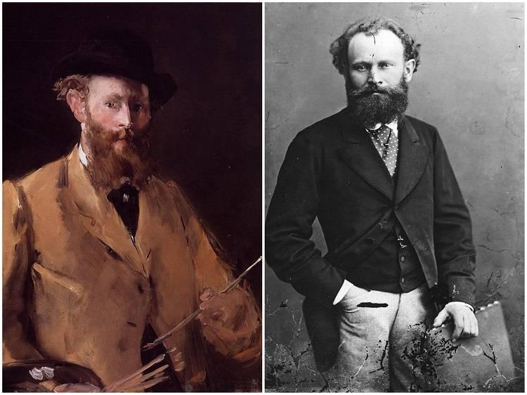 Эдуард мане – один из родоначальников импрессионизма | genvive