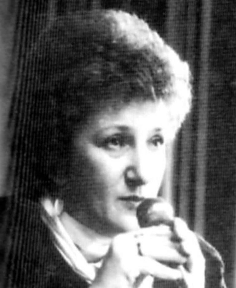 Галина старовойтова - вики