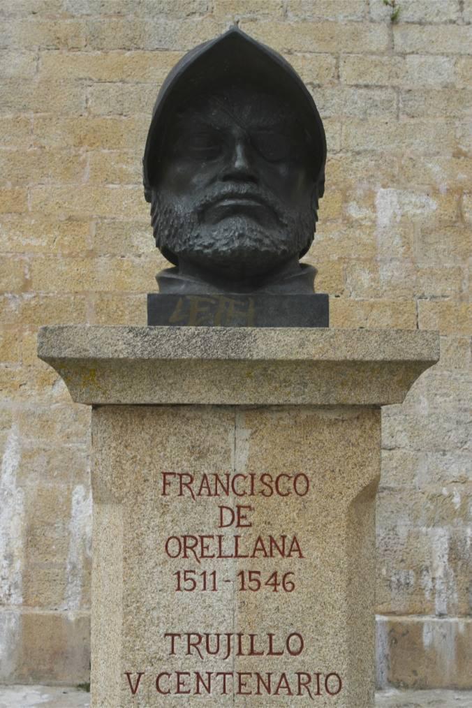 Франсиско де орельяна. реферат. литература. 2009-01-12