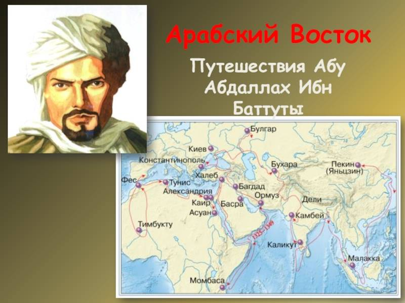 Ибн баттута - биография и семья