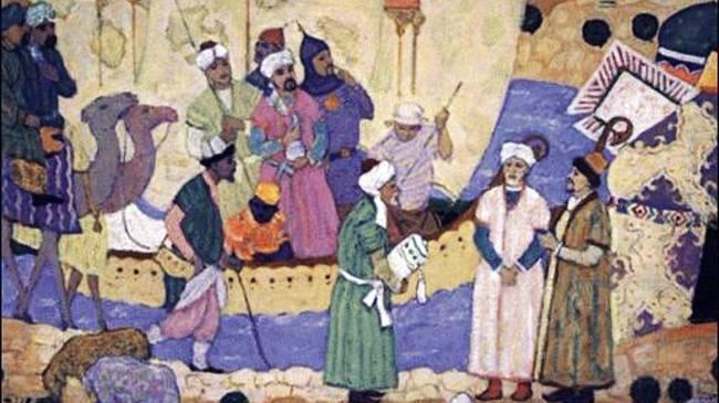 Ахмед ибн фадлан