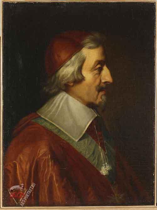 Арман жан дю плесси, кардинал ришелье (1585–1642)