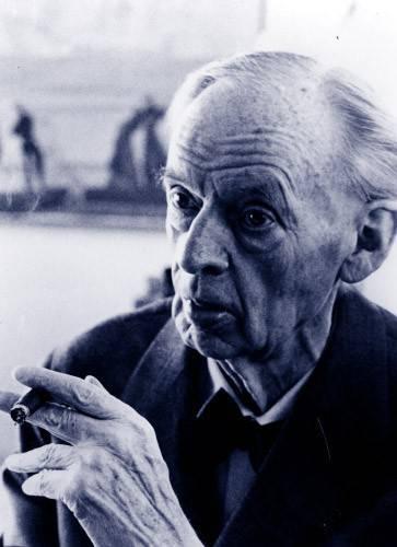 Ганс хартунг — биография ганса хартунга, кто он такой подробно, самые известные картины художника, периоды и особенности творчества, автопортрет живописца. вклад ганса хартунга в развитие европейского ташизма в изобразительном искусстве