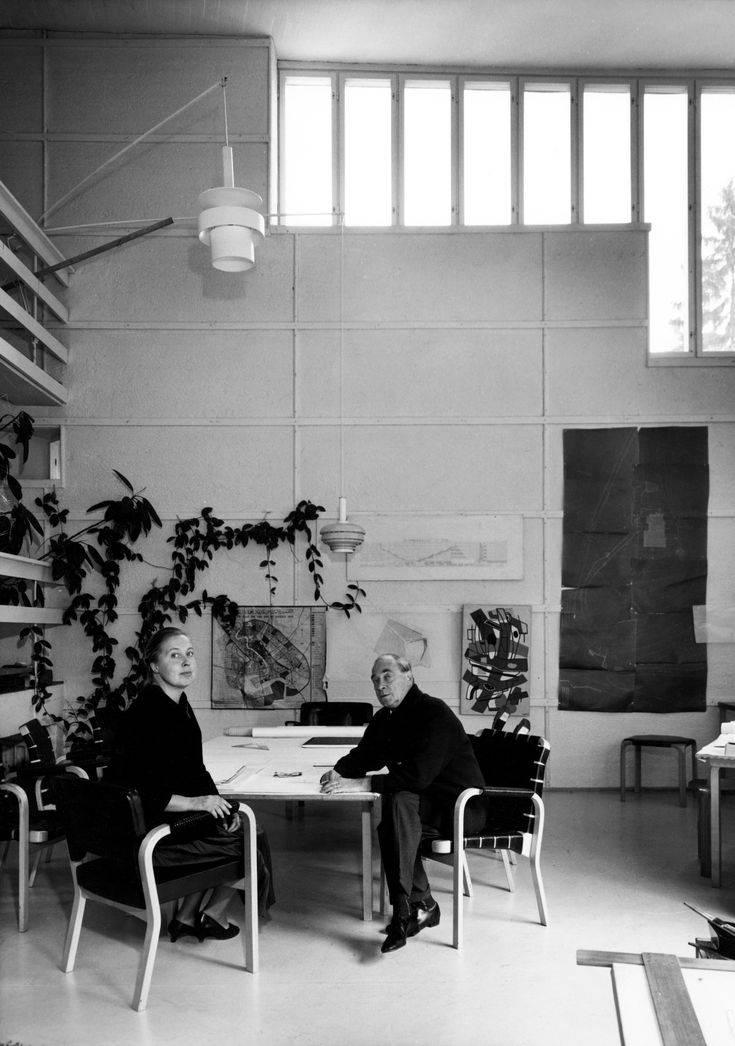 Алвар аалто достопримечательности архитектура проекты, работы финского архитектора