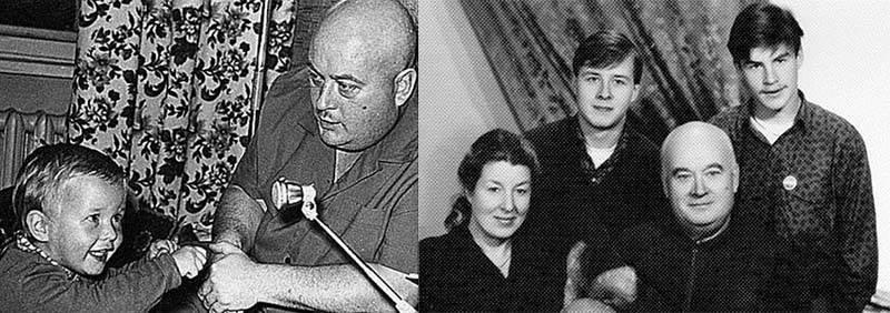 Пережил сына на год: как сложилась судьба детей легендарного моргунова - ria-m.tv
