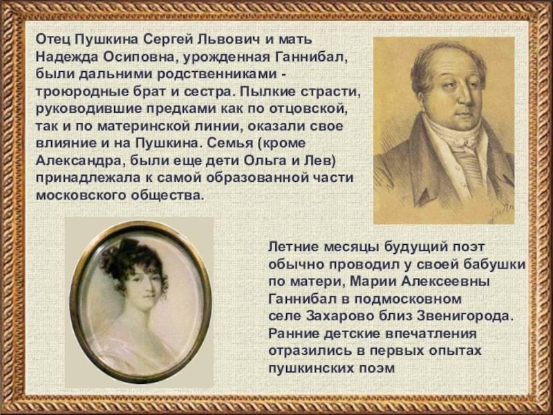 Пушкиналександрсергеевич