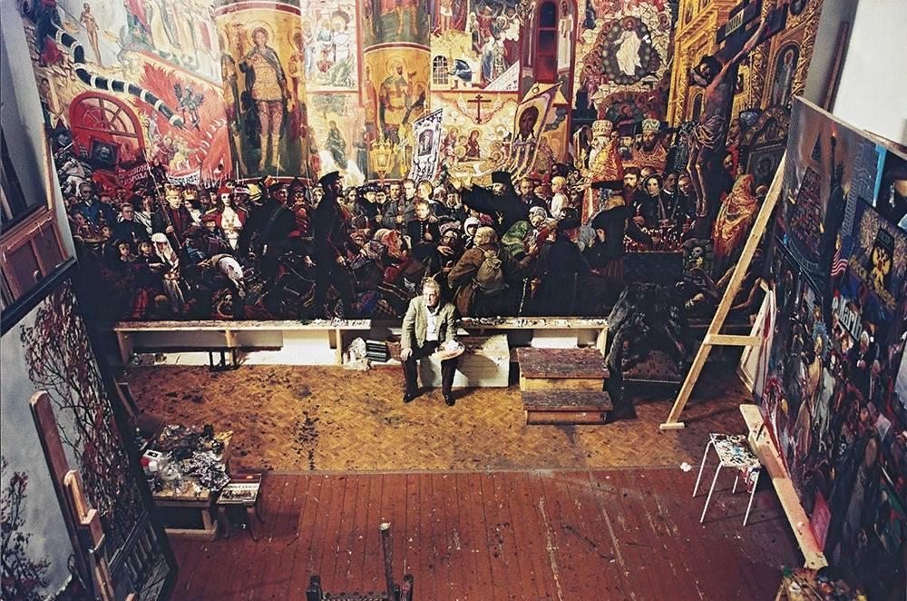 Илья глазунов - биография, информация, личная жизнь, фото