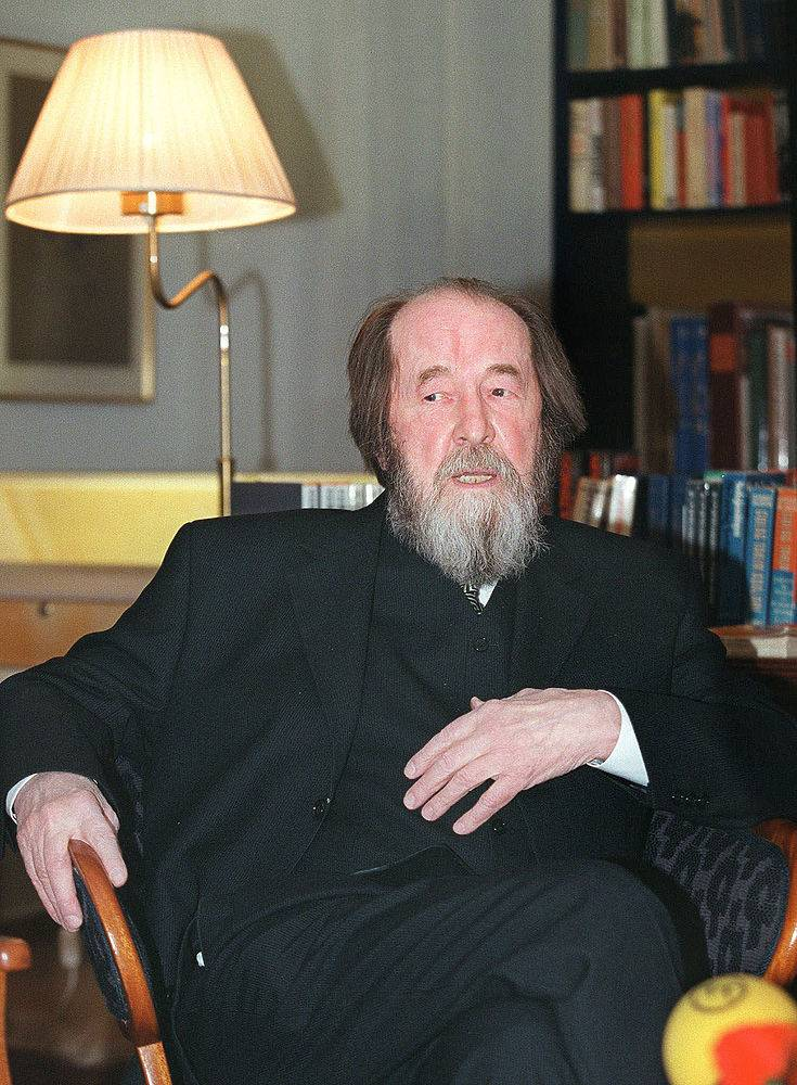 Александр солженицин — личная жизнь