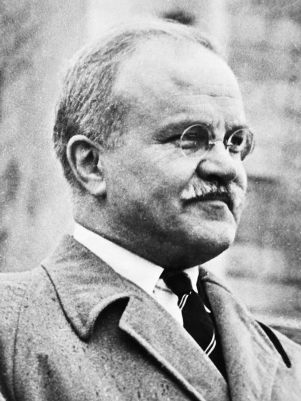 Молотов, вячеслав михайлович: биография