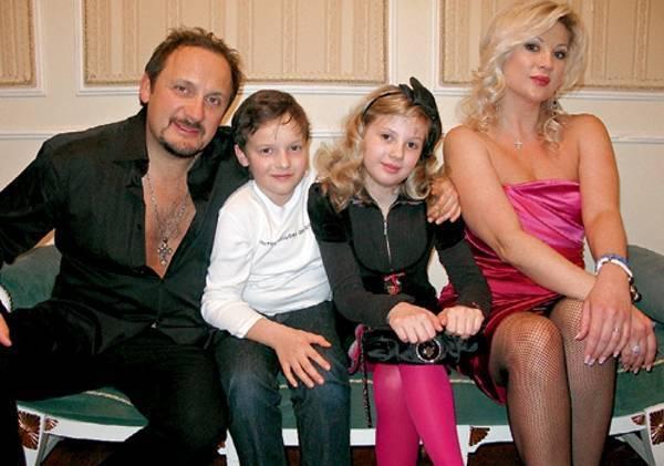 Певец стас михайлов: биография, личная жизнь, семья, жена, дети — фото