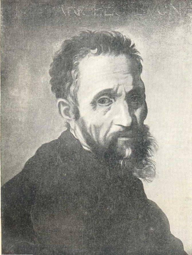 Микеланджело буонаротти | история живописи вики | fandom