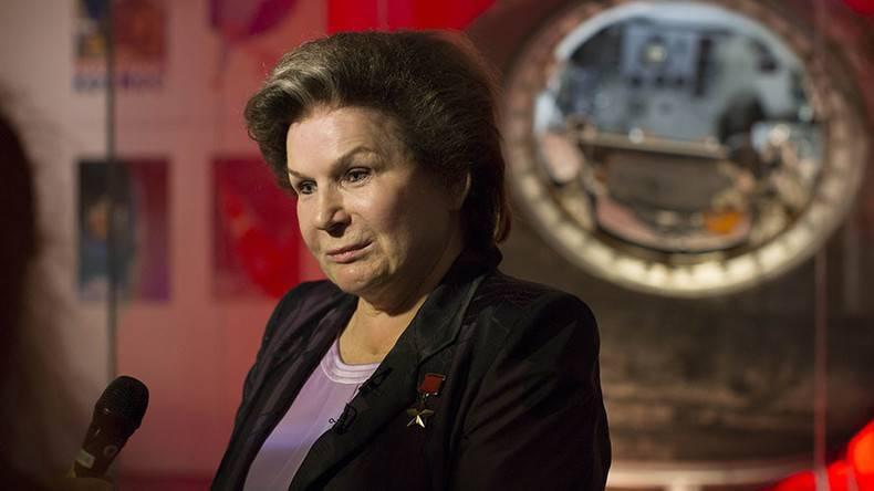Валентина терешкова — женщина, которой покорились не только мужчины, но и космос