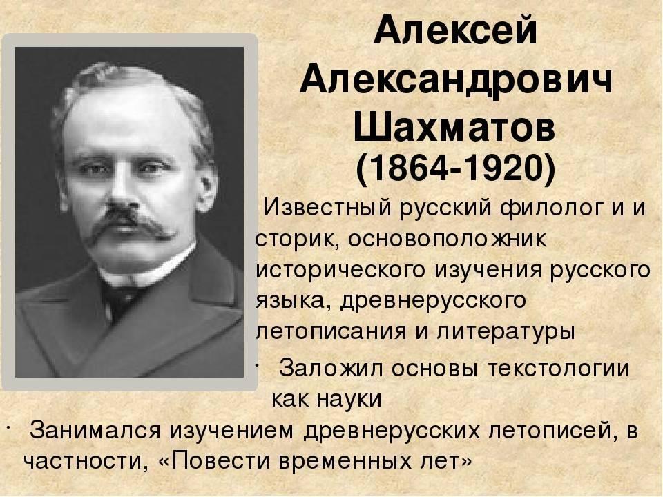 Шахматов Алексей Александрович