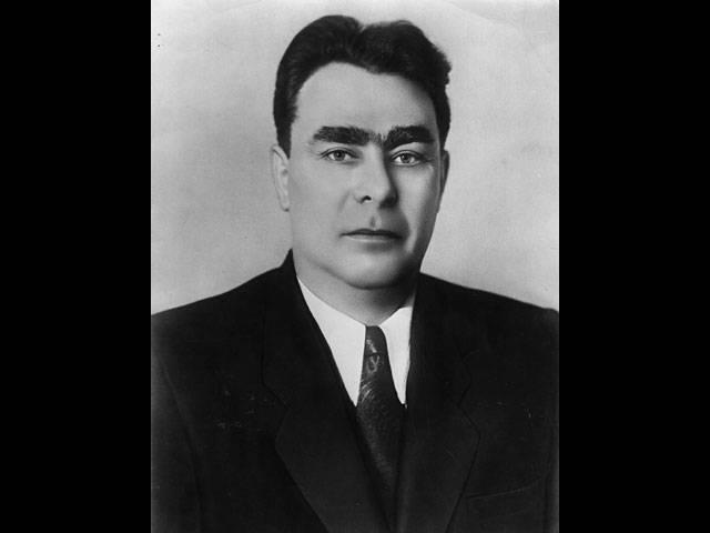 Брежнев леонид ильич — краткая биография   краткие биографии