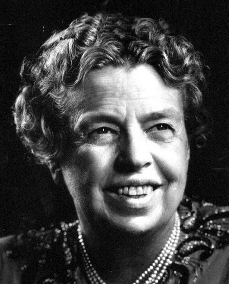 Первая леди мира элеонора рузвельт (1884–1962)