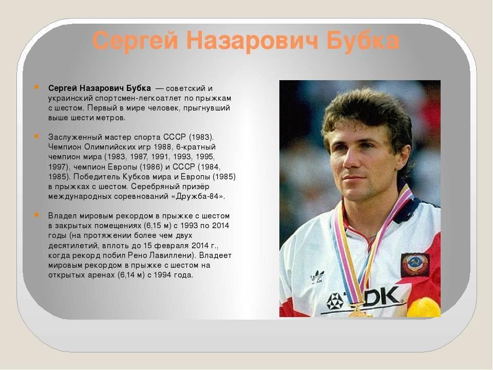 Самые известные в мире белорусские спортсмены