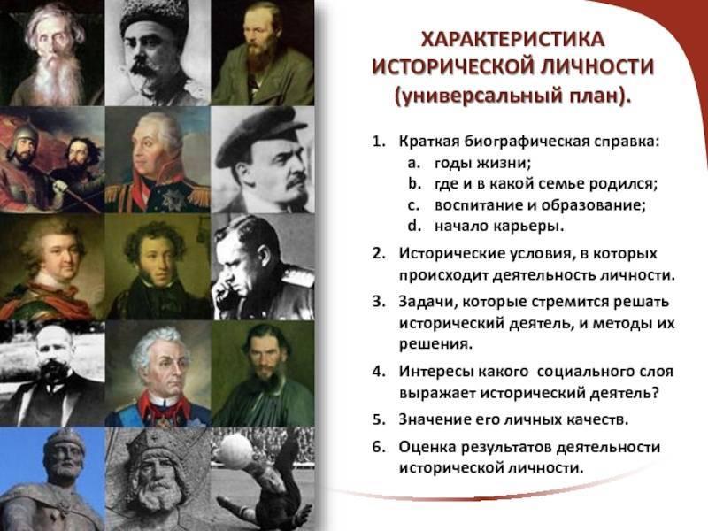Поэты и их биографии