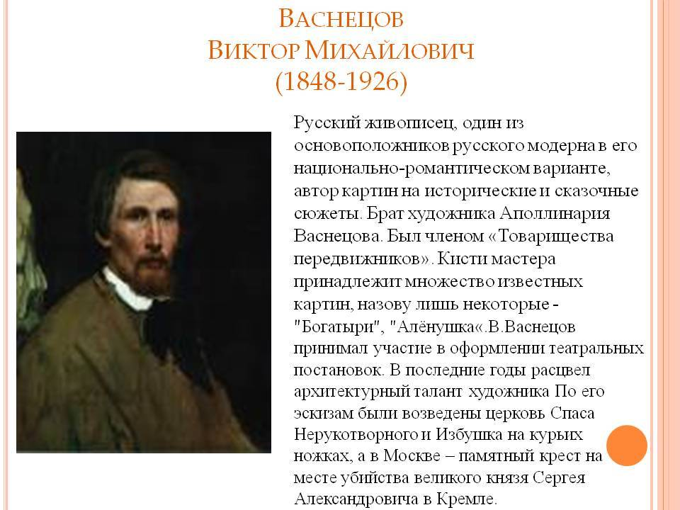 Васнецоввиктормихайлович