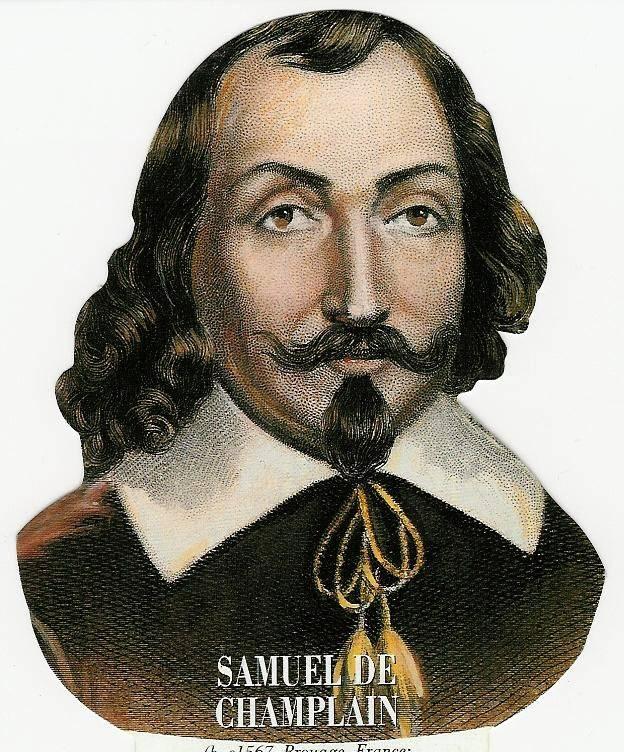 Самуэль де шамплейн - вики