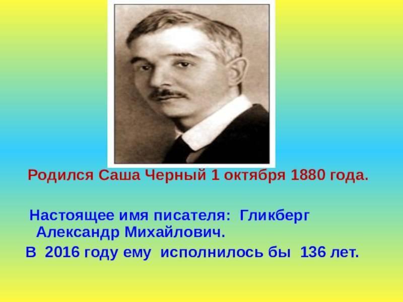 Биография Александра Гликбера