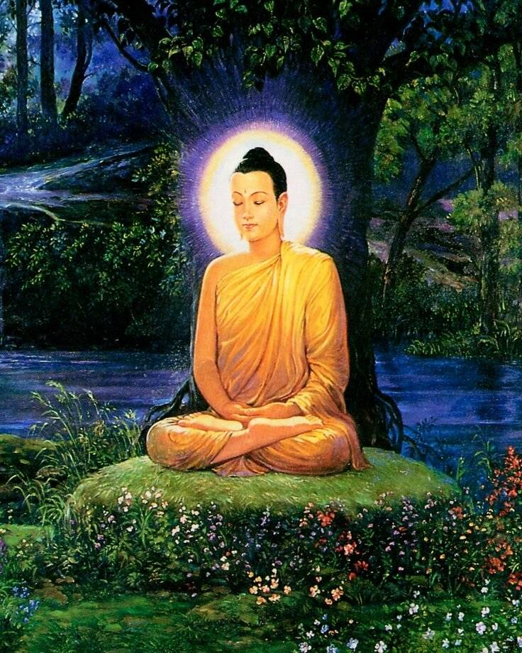 Великая судьба будды шакьямуни