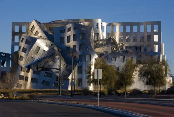 Потрясающие творения архитектора-легенды фрэнка гери