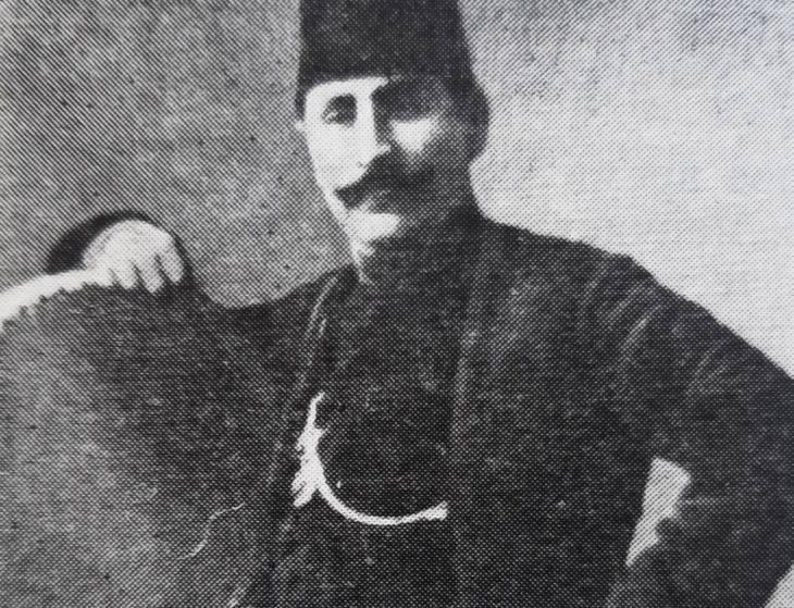 Биография Гаджи Ширвани