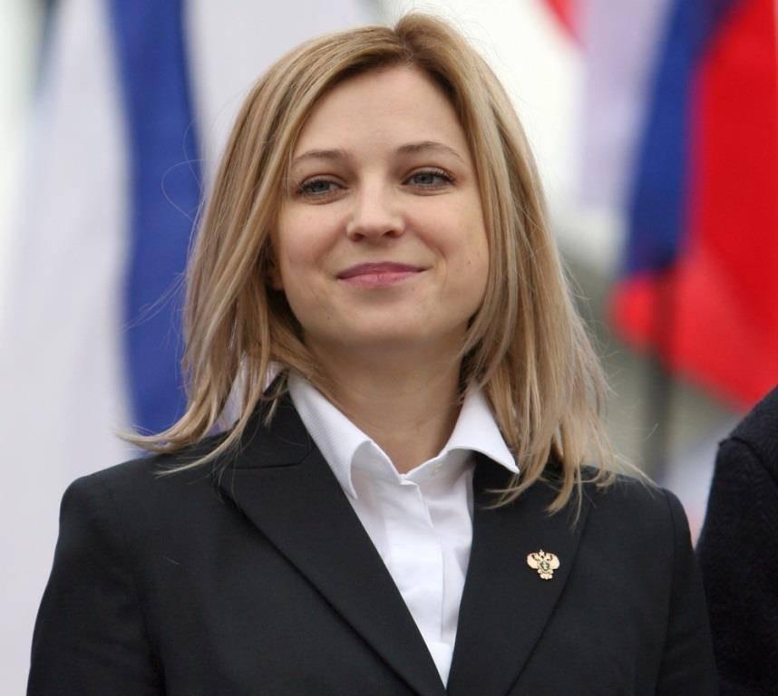 Наталья владимировна поклонская: страницы биографии