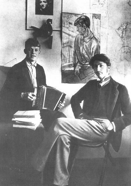 Сергей городецкий: биография и творчество